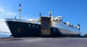 大型RORO船